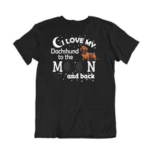 Load image into Gallery viewer, Love My Dachshund T-Shirt
