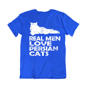 Real Men Love Persian Cats