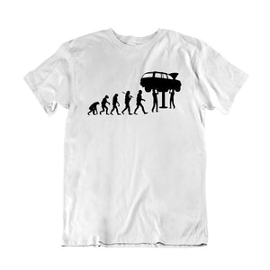 Mechanic Evolution Custom T-Shirt
