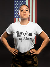 Load image into Gallery viewer, Love My Marine T-Shirt