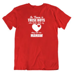 They Call Me Mamaw T-Shirt