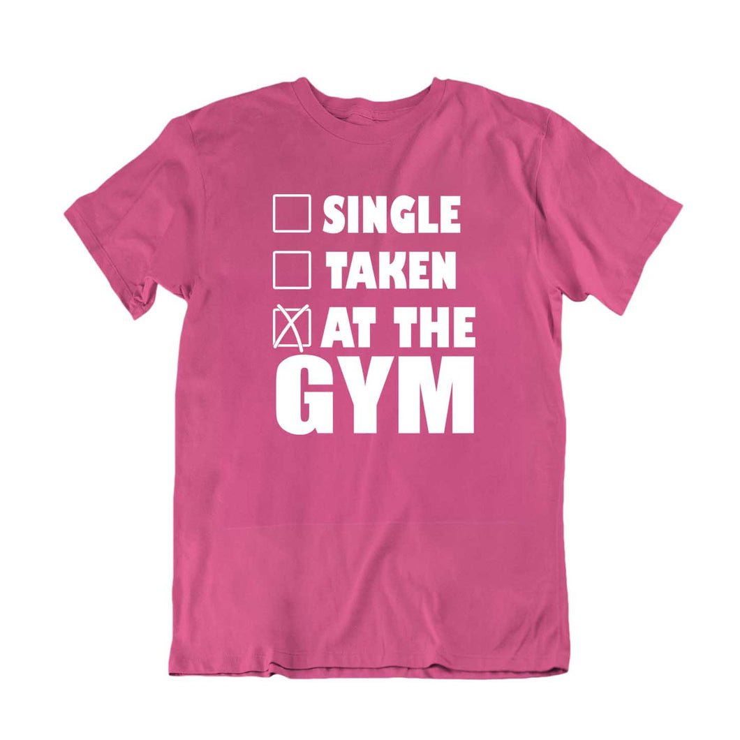 Single Taken -At the Gym