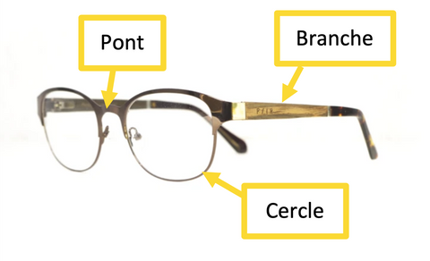 glasses composition wooden psir