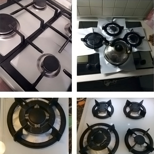 4 PACK - STOVE PROTECTOR - SlickDecor.com