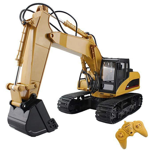 Remote Control Excavator Full Functional Construction Tractor