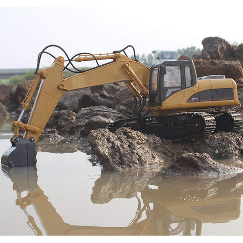 Remote Control Excavator Full Functional Construction Tractor - SlickDecor.com