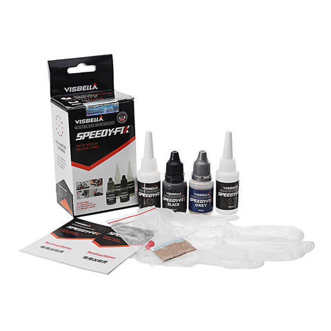 Image of Strong Powder Adhesive Glue (1 Set) - SlickDecor.com