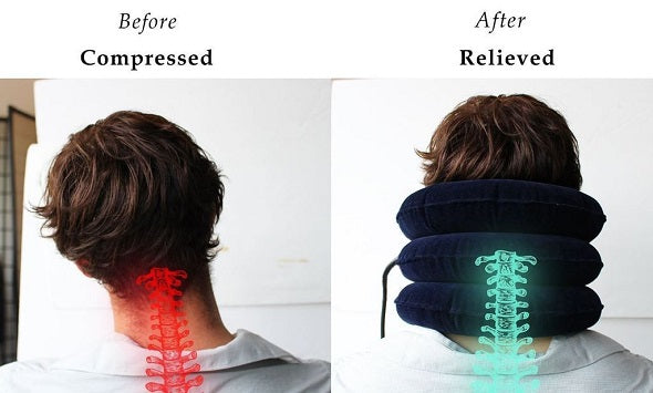 Air Cervical Soft Neck Brace Device - SlickDecor.com