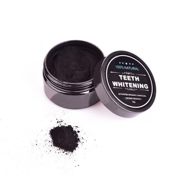 ACTIVATED CHARCOAL POWDER - SlickDecor.com