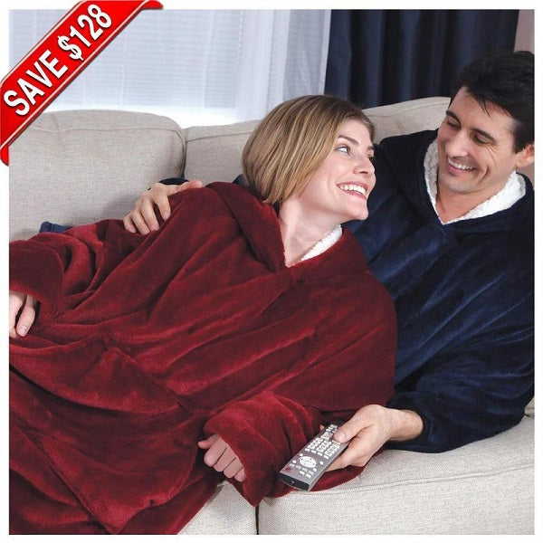Blanket Sweatshirt - SlickDecor.com