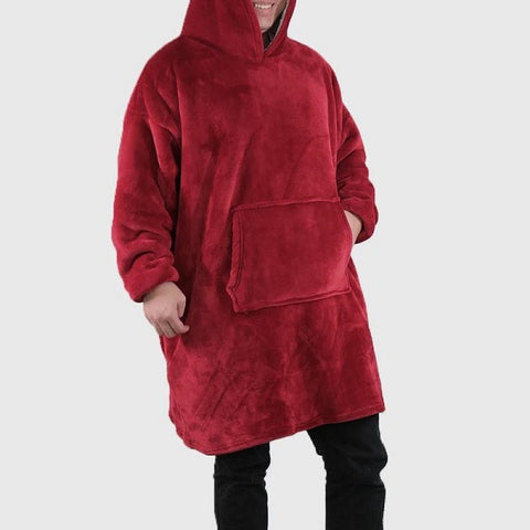 Image of Blanket Sweatshirt - SlickDecor.com