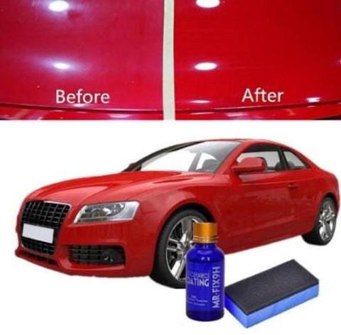 Ceramic Glass Coating