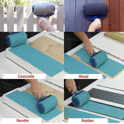 Image of EROLLER™ - Multifunctional Paint Roller Kit - SlickDecor.com