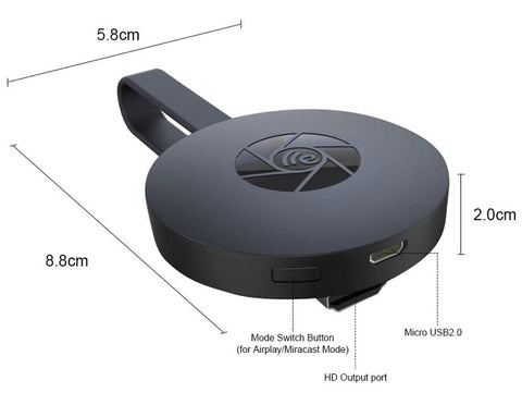 Image of Portable Wireless HDMI Receiver