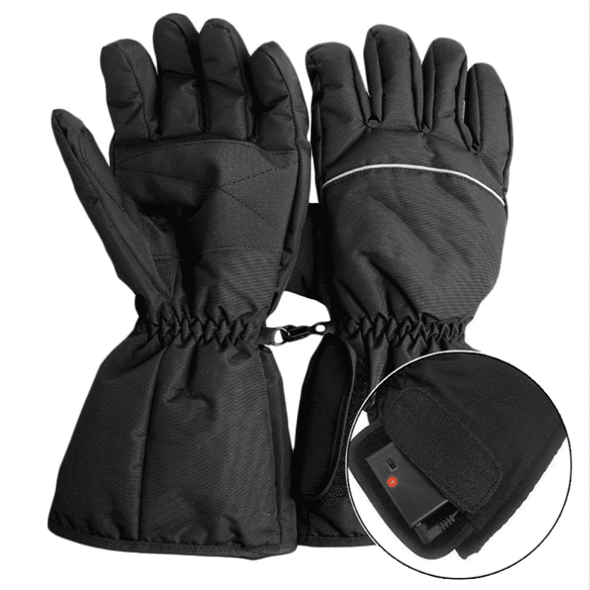 Ultimate Waterproof Heated Gloves - SlickDecor.com