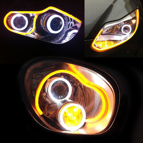 Image of LED Strip Light Headlight