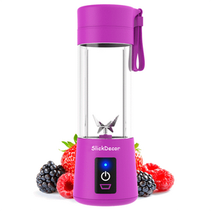 Portable USB Electric Juicer - SlickDecor.com