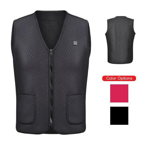 Image of USB Heated Outdoor Vest - SlickDecor.com