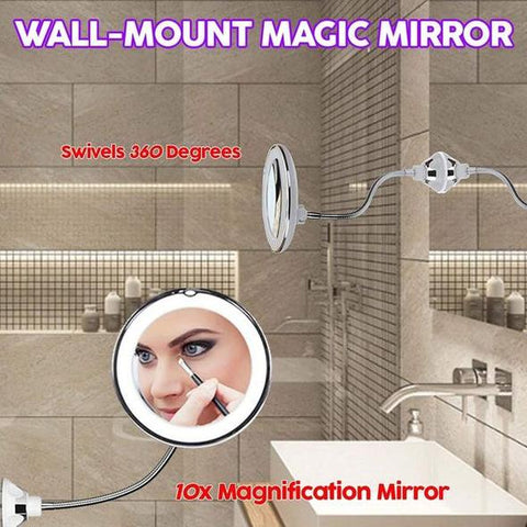 Image of Wall-Mount Magic Mirror