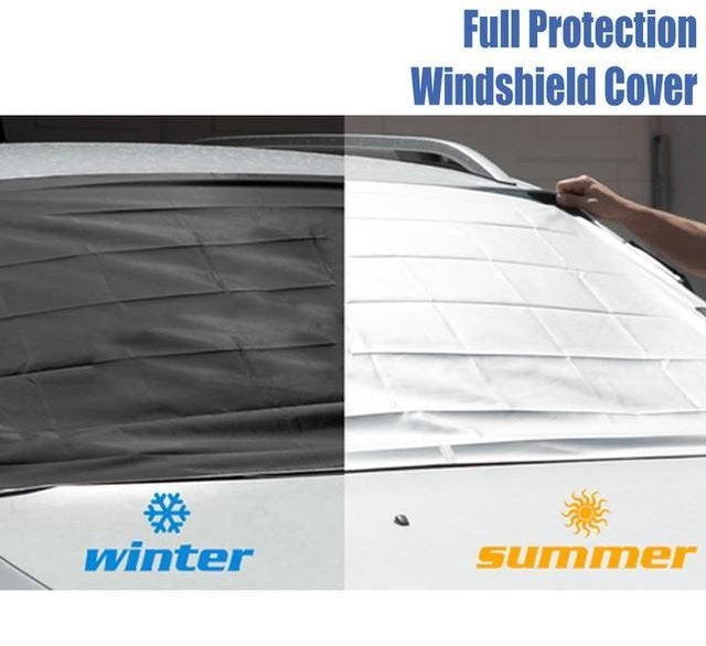 WINDSHIELD COVER - SlickDecor.com