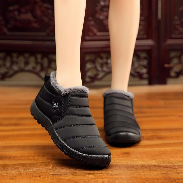 Soft Sole Warm Ankle Boots - SlickDecor.com