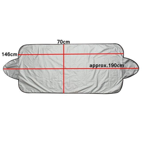 Image of WINDSHIELD COVER - SlickDecor.com