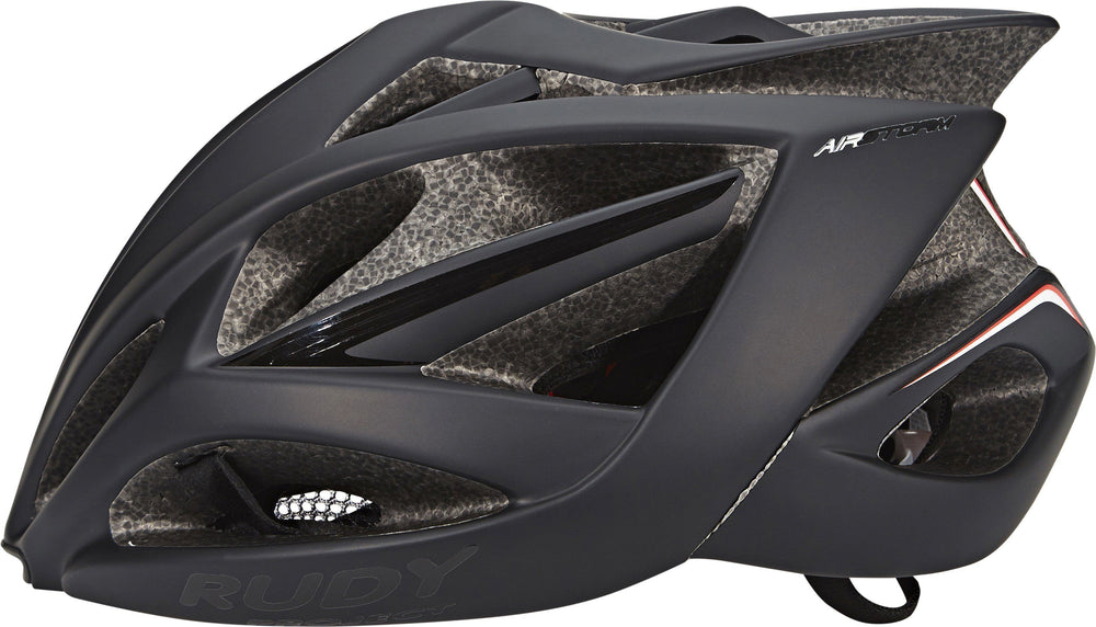 Rudy Project Airstorm Cycle Helmet Black Stealth Large 59-61cm - Rudy Project