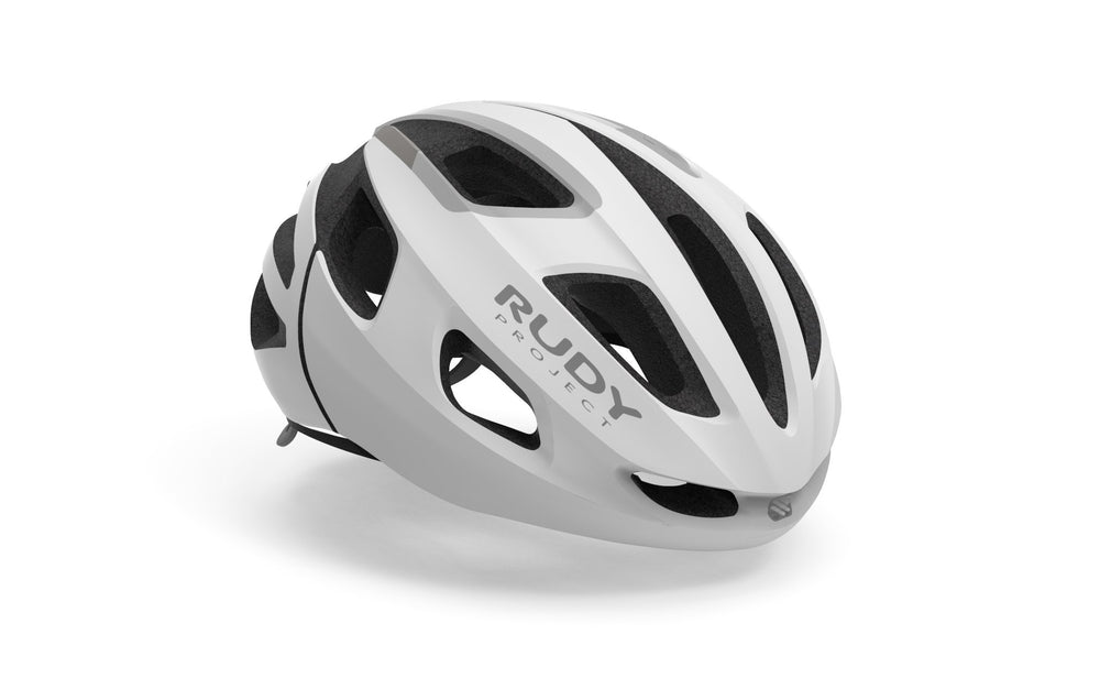 Rudy Project Strym Cycle Helmet White Matte Small-Medium 54-58cm