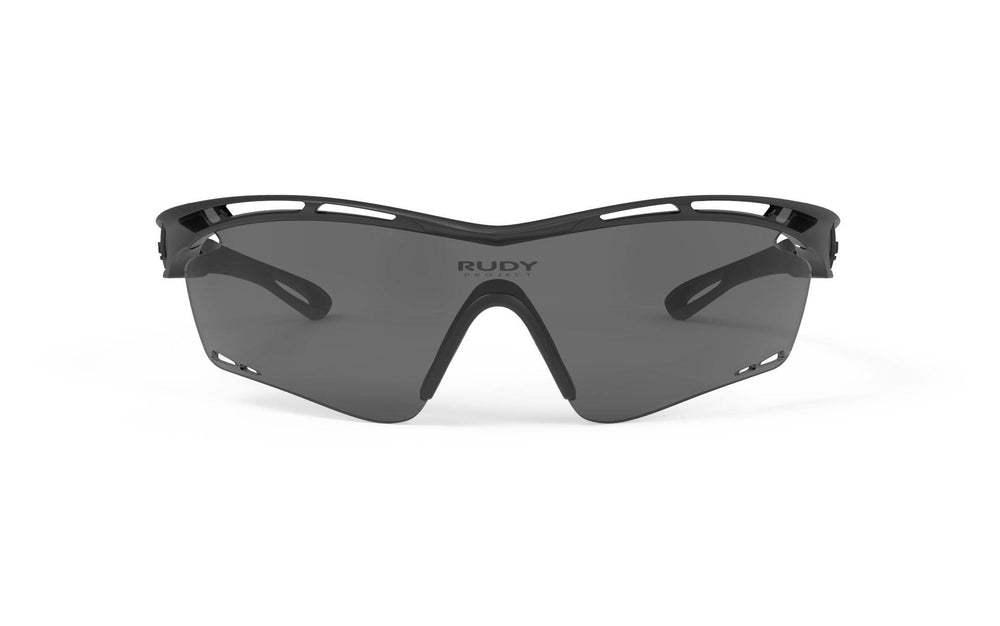 Rudy Project Tralyx Matte Black Smoke Grey Lenses - Rudy Project