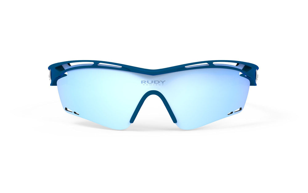 Rudy Project Tralyx Blue Metal Multi Laser Ice Lenses