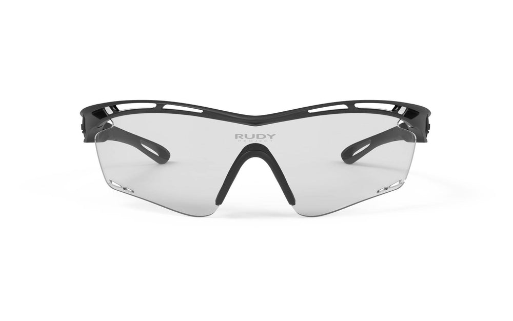 Rudy Project Tralyx Matte Black Photochromic Black Lenses