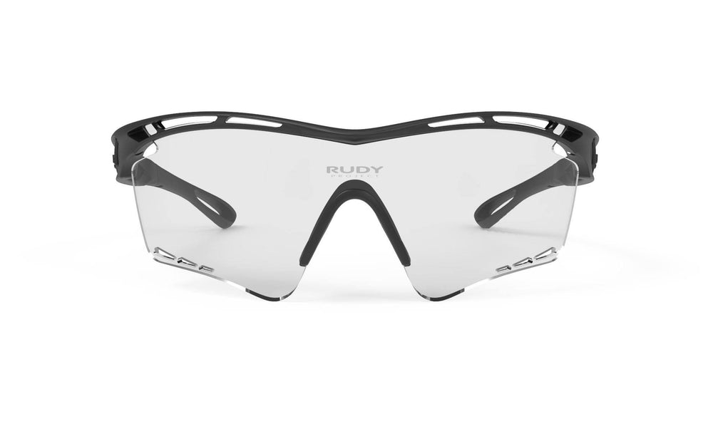 Rudy Project Tralyx XL Matte Black Photochromic Black Lenses