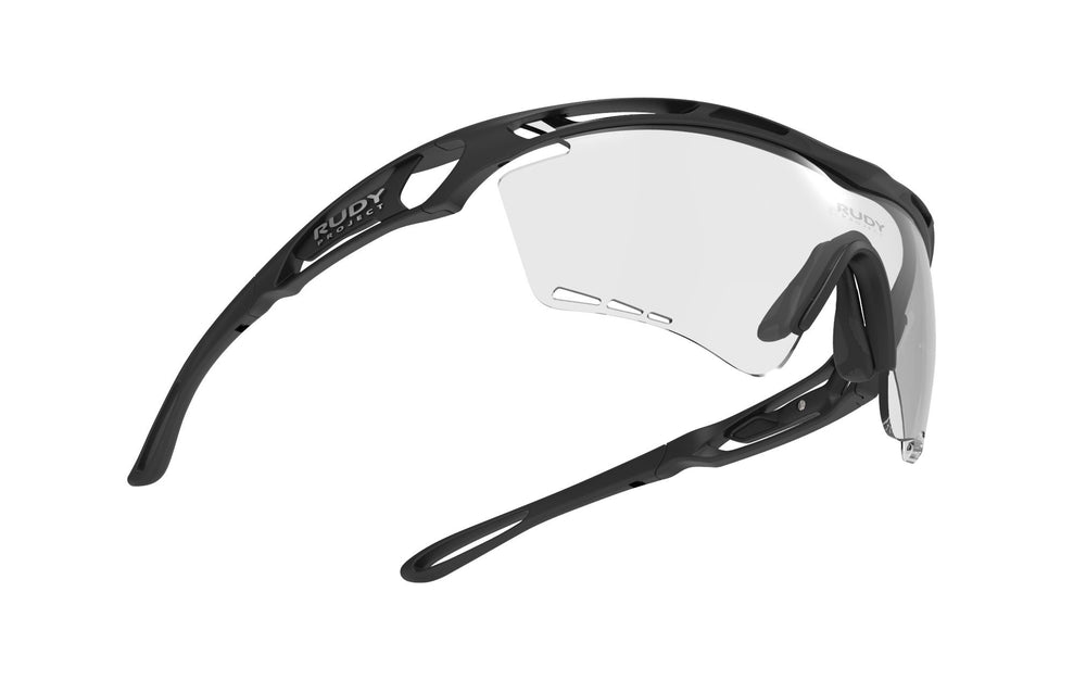 Rudy Project Tralyx XL Matte Black Photochromic Black Lenses - Rudy Project