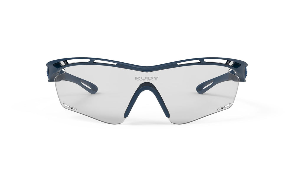 Rudy Project Tralyx Blue Matte Photochromic Black Lenses