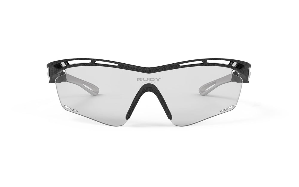 Rudy Project Tralyx Carbonium Photochromic Laser Black Lenses