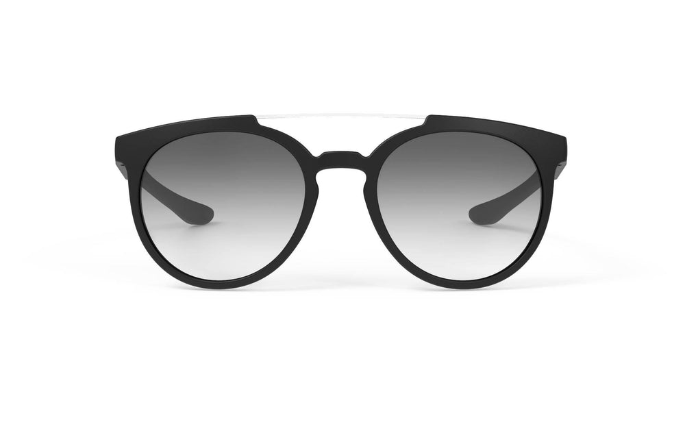 Rudy Project Astroloop Black Matte Smoke Black Lenses - Rudy Project