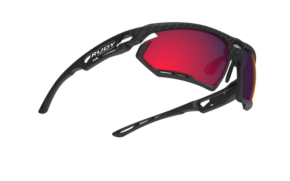 Rudy Project Fotonyk Carbonium Multi Laser Red Lenses - Rudy Project