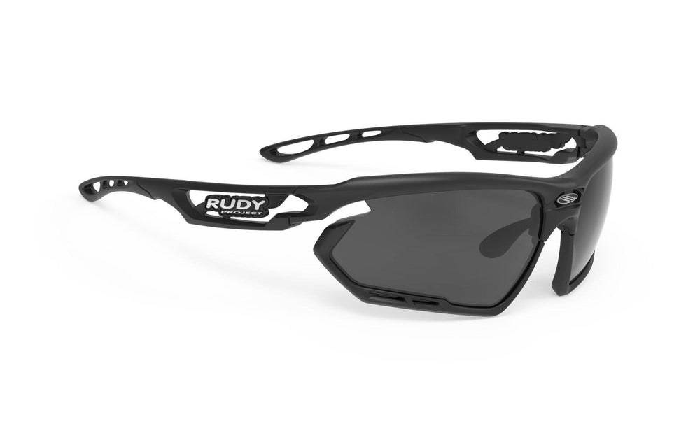 Rudy Project Fotonyk Matte Black Polarized 3FX Grey Lenses - Rudy Project