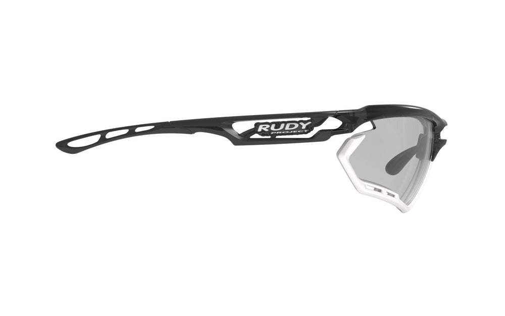 Rudy Project Fotonyk Crystal Graphite Photochromic Black Lenses - Rudy Project