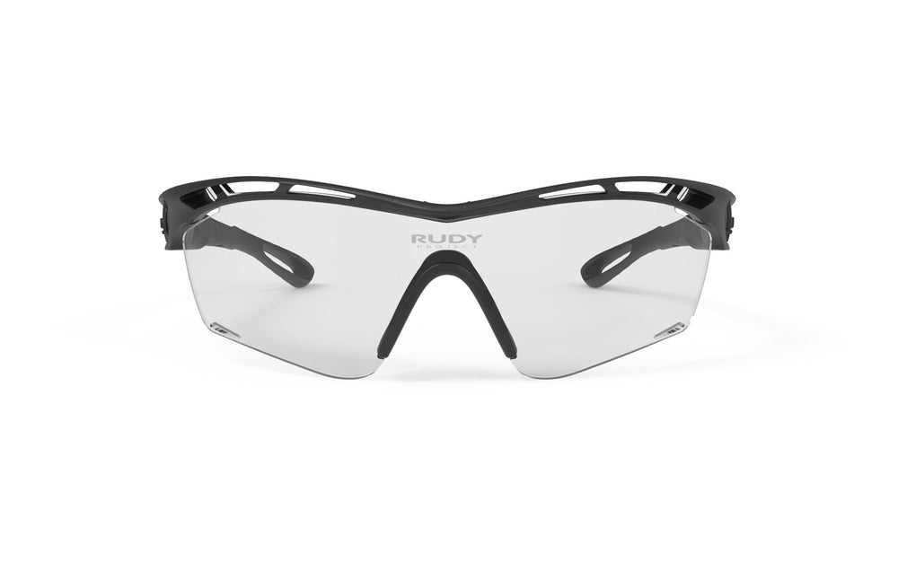 Rudy Project Tralyx Slim Matte Black Photochromic Black Lenses - Rudy Project