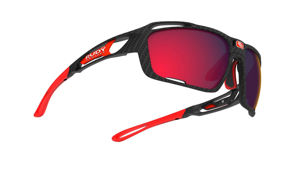 Rudy Project Sintryx Carbonium Polarized 3FX Multi Laser Red Lenses - Rudy Project
