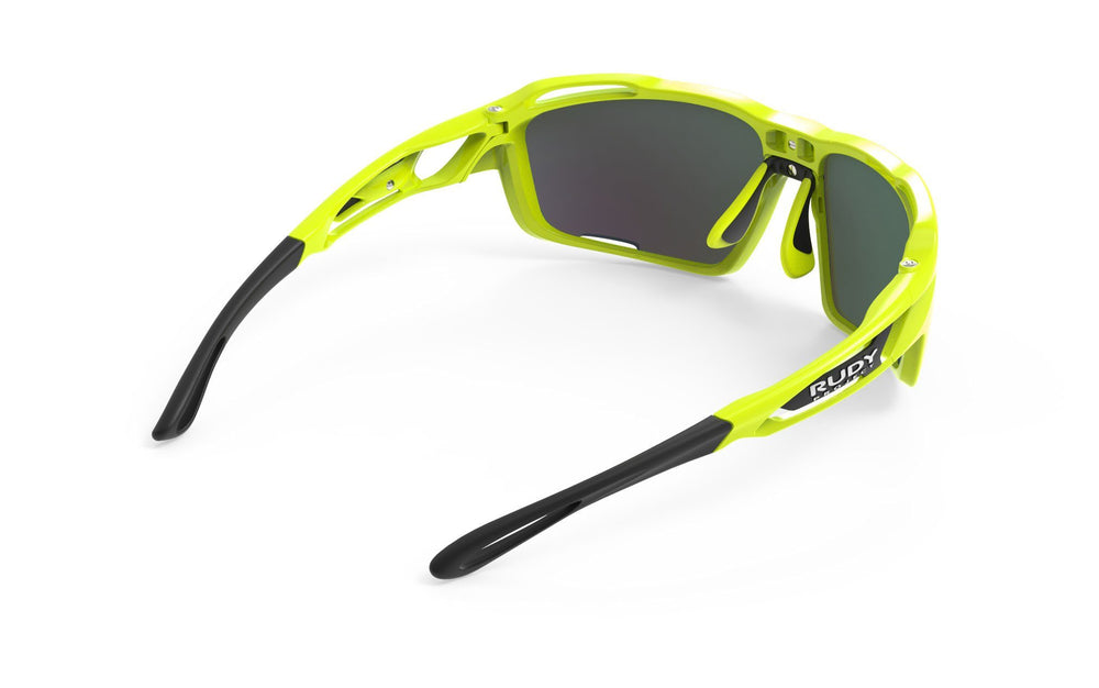 Rudy Project Sintryx Yellow Polarized 3FX Multi Laser Orange Lenses - Rudy Project