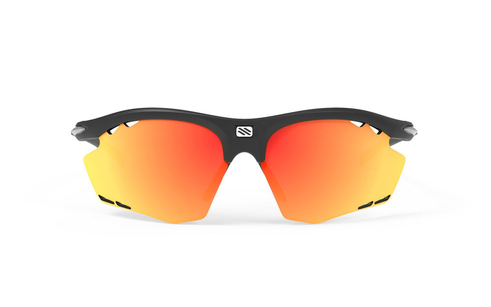 Rudy Project Rydon Running Matte Black Multi Laser Orange Lens