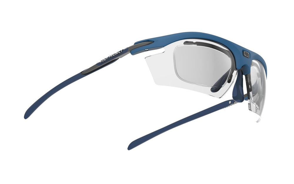 Load image into Gallery viewer, Rudy Project Rydon Pacific Blue Photochromic Lens Prescription Clip Package Sunglasses Rudy Project