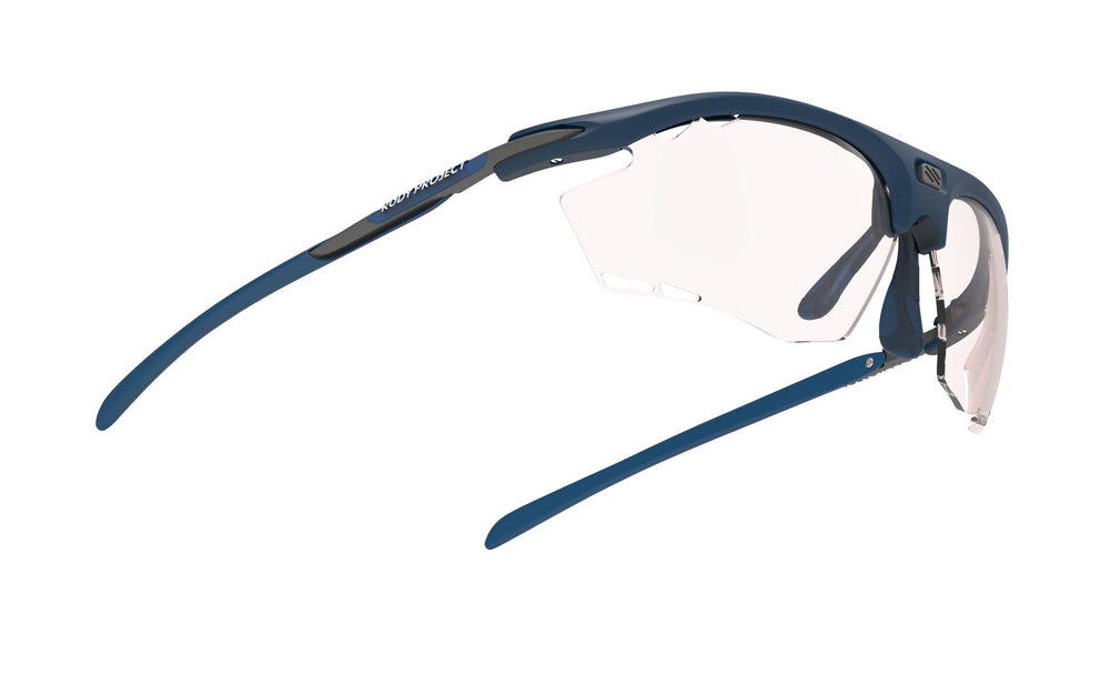 Rudy Project Rydon Running Blue Navy Photochromic Red Lens - Rudy Project