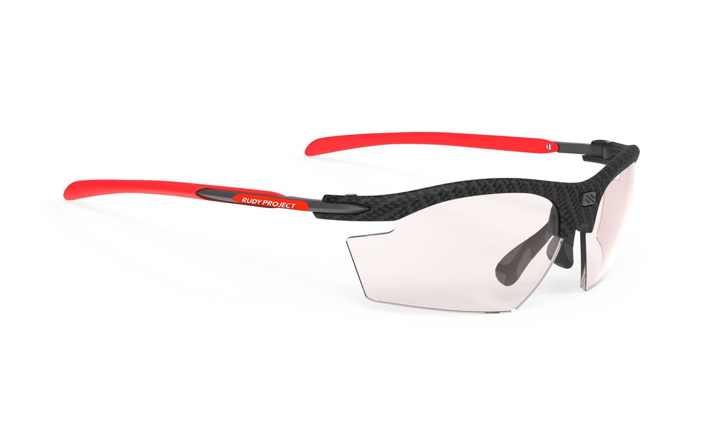 Rudy Project Rydon Carbonium Photochromic Laser Red Lens - Rudy Project