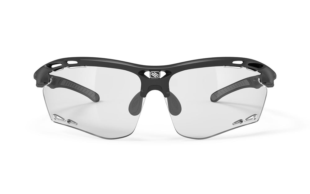 Rudy Project Propulse Matte Black Photochromic Black Lenses - Rudy Project