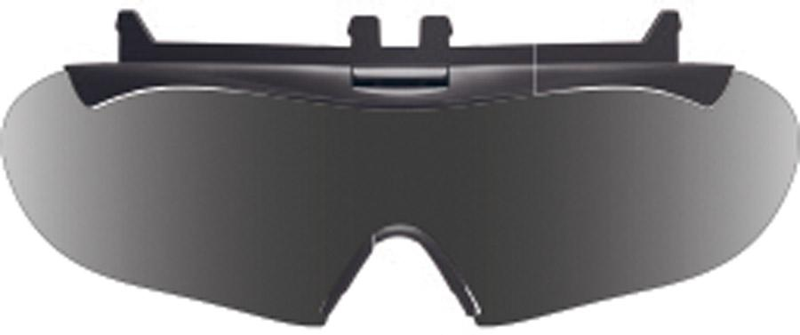 Rudy Project Boost01/Wing57 Flip-Up Visor Smoke Grey