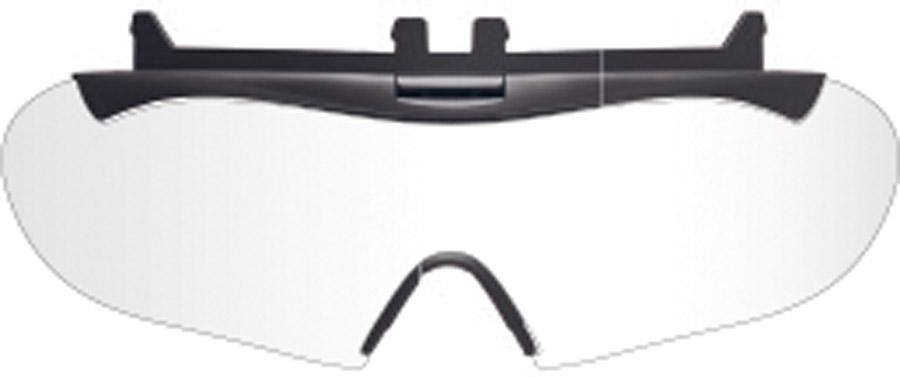 Rudy Project Boost01/Wing57 Flip-Up Visor Transparent