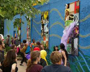 Community Art & Activism | Friday, Oct 9 | Grades 7 - 12